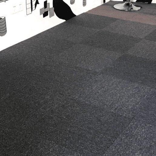 Our Express Range Carpet Squares Laid 2, style code BU-AK06