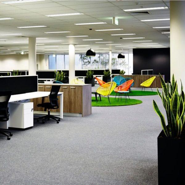 Our Express Range Carpet Squares Laid, style code EP-BPGR
